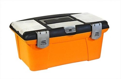 Ящик для инструментов c пластиковым морозостойким замком