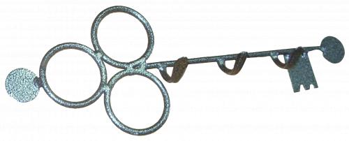 Ключница кованая № 1
