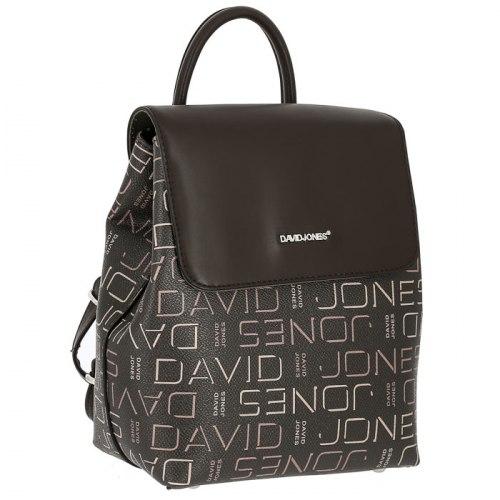 Рюкзак женский David Jones 6534-1 бежевый