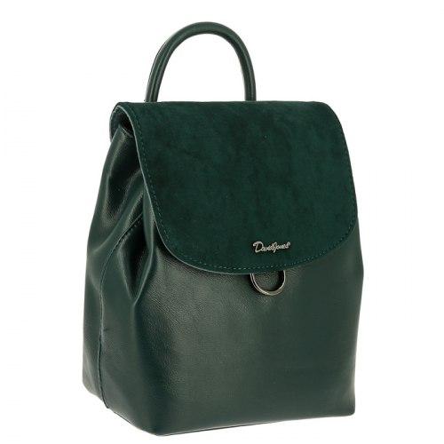 Рюкзак женский David Jones 6631-36 бирюзовый
