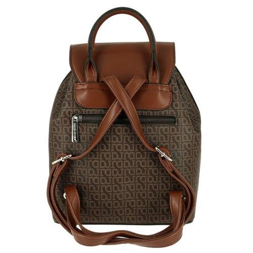 Рюкзак женский David Jones 21009 коричневый