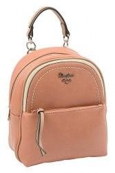 Рюкзак женский David Jones 6204-3 Розовый