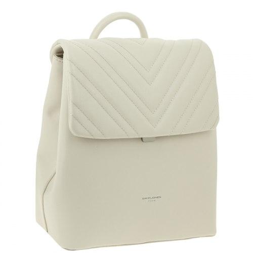 Рюкзак женский David Jones 6250-2 белый