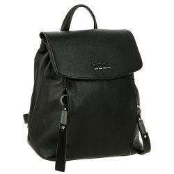 Рюкзак женский David Jones 6276-2 чёрный