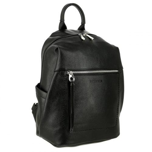 Рюкзак женский David Jones 5739 чёрная