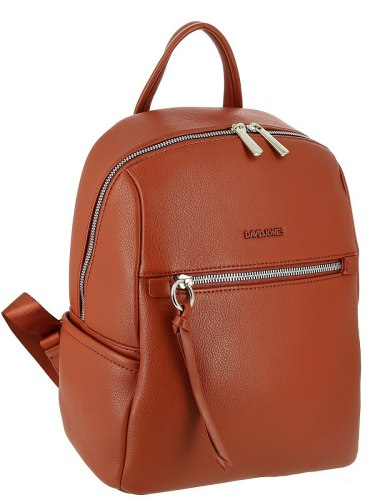 Рюкзак женский David Jones 6422-2 охра