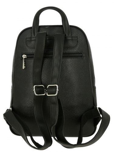 Рюкзак женский David Jones 5894 чёрный