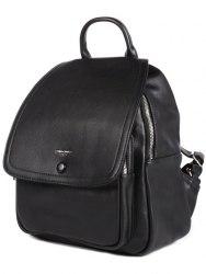 Рюкзак женский David Jones 6428-2 чёрный