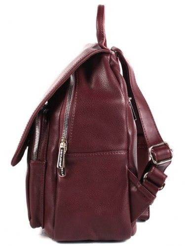 Рюкзак женский David Jones 6428-2 бордовый