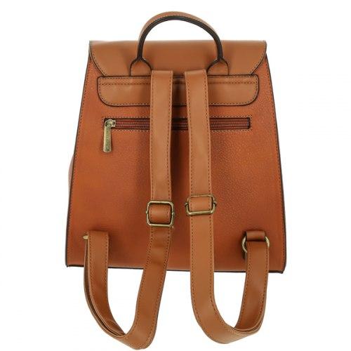 Рюкзак женский David Jones 5933 рыжий