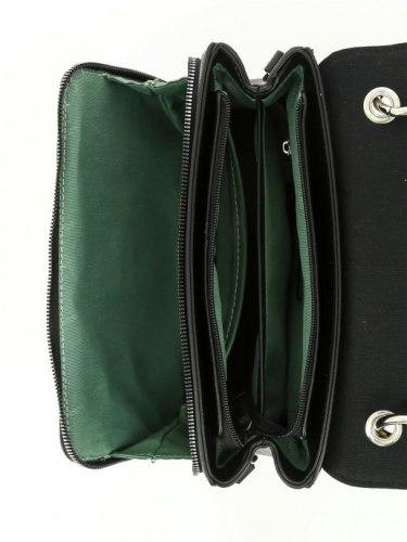 Сумка женская David Jones 6507-1 зелёная