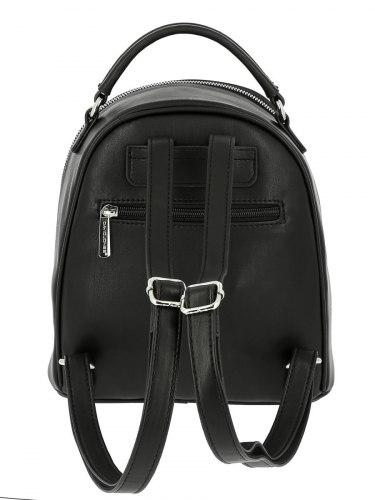 Рюкзак женский David Jones 6520-2 чёрный