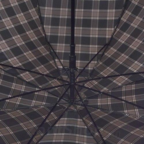 Зонт мужской Три Слона 1800 серый