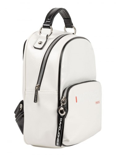 Рюкзак женский David Jones 6237-4 белый