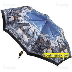 Зонт женский автомат Три слона 133 Петербург