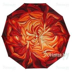 Зонт женский полуавтомат Zest 53616 Всполохи