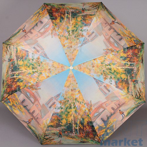 Зонт женский автомат Trust 31476 Пастельный