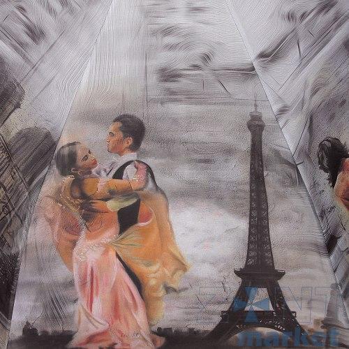 Зонт женский автомат Trust 31476 Париж