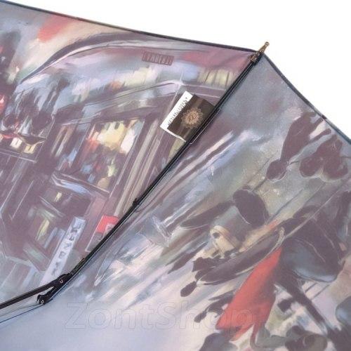 Зонт женский автомат Lamberti 73945 Голубой город