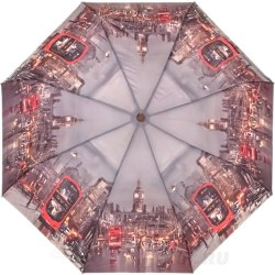 Зонт женский автомат Lamberti 73945 Лондон