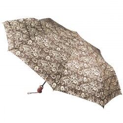 Зонт женский автомат Zest 23849 Золотые узоры