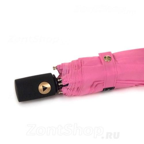 Зонт полу автоматический Три слона 886 Розовый