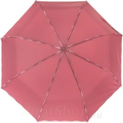 Зонт женский автоматический Три слона 107 Розовый