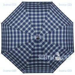 Зонт женский автоматический Три слона 103 Голубой