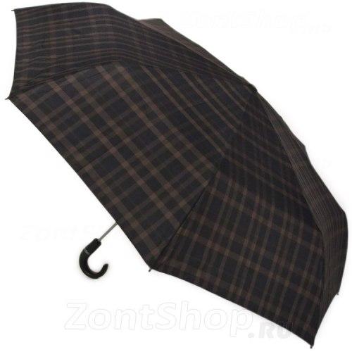 Зонт мужской Три слона 730 Оливковый