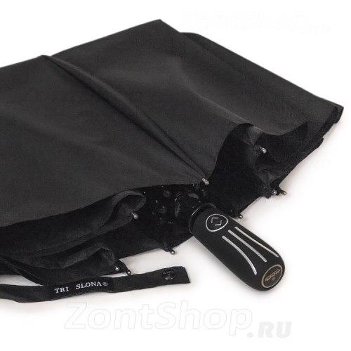 Зонт мужской 10 спиц Три слона 6105