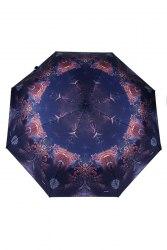 Зонт женский полуавтомат Три слона 881 Синий