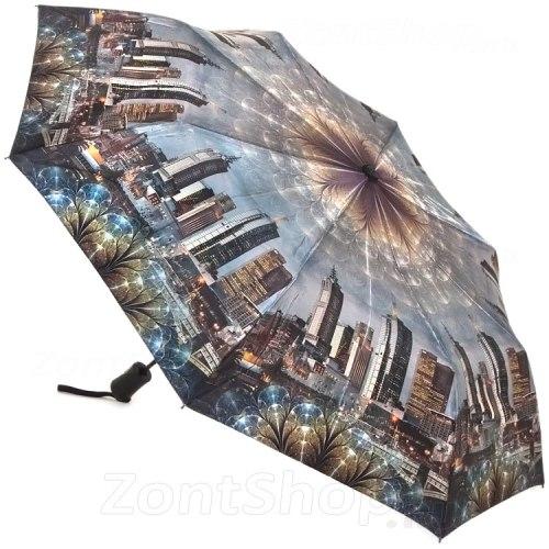 Зонт полуавтомат Три слона 882 Город