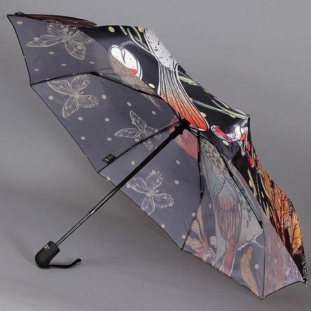 Зонт женский автоматический Trust 30471 Птицы