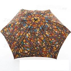 Зонт женский механический Zest 55526 Узоры