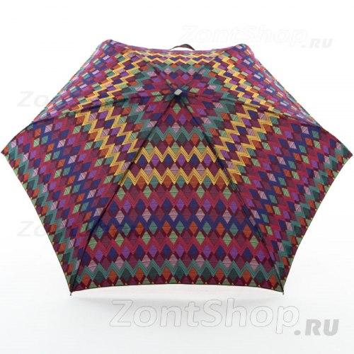 Зонт женский механический Zest 55526 Ромбы