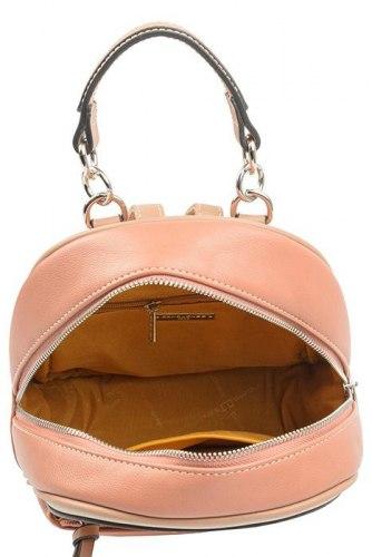 Рюкзак женский David Jones 6204-3 Коралловый