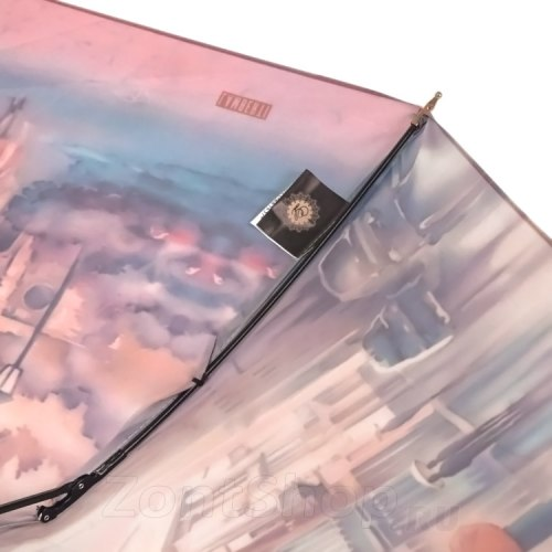 Зонт женский автомат Lamberti 73745 Бирюза