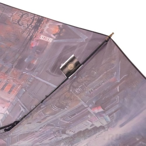 Зонт женский автомат Lamberti 73745 Дождливое небо