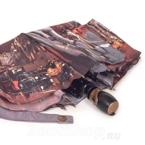 Зонт женский автомат Lamberti 73745 Тучи