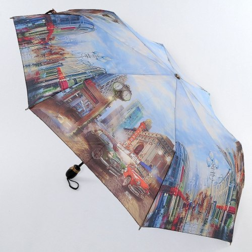 Зонт женский автомат Lamberti 73745 Машина
