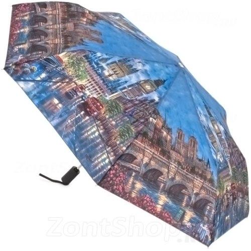 Зонт женский автомат Trust 31477 Голубой