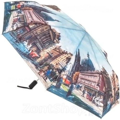 Зонт женский автомат Trust 31477 Старые улицы