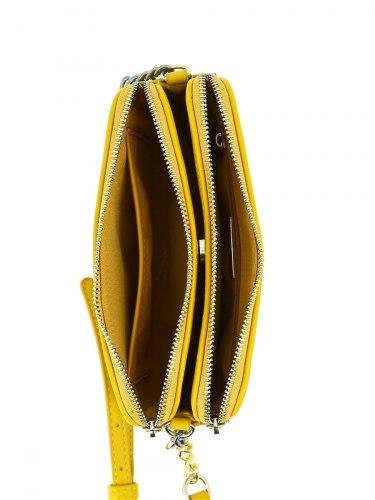 Сумка женская David Jones 1336 жёлтая
