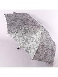 Зонт женский автомат Zest 23843 Светло серый