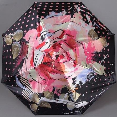 Зонт женский автомат Trust 30471 Горошки