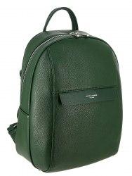 Рюкзак женский David Jones 5894 зелёный , чёрный
