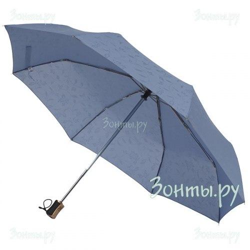 Зонт женский автомат Три слона 106 Голубой