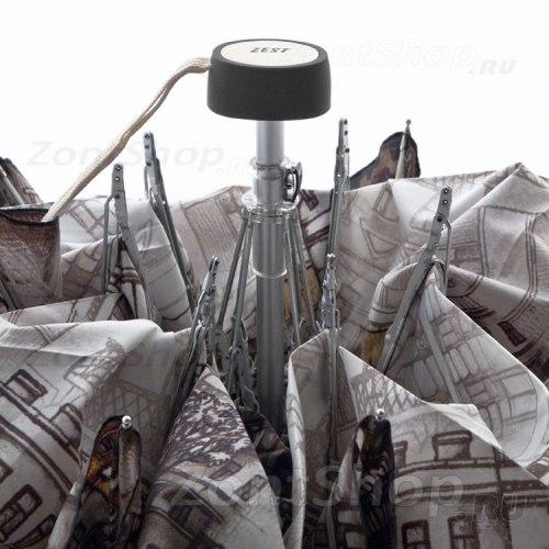 Зонт женский Zest 55526 Город