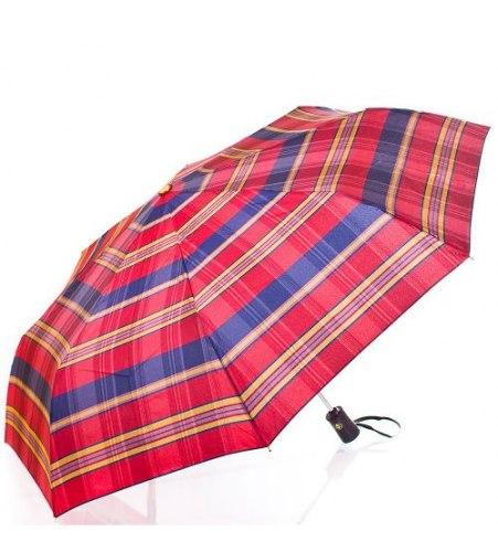 Зонт женский Три слона 103 вишнёвый