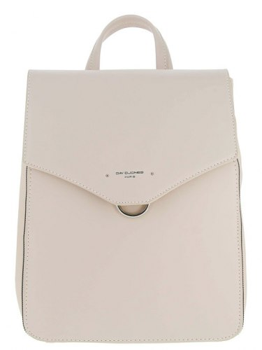 Рюкзак женский David Jones 6507-2 белый